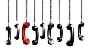 reprise téléphonique