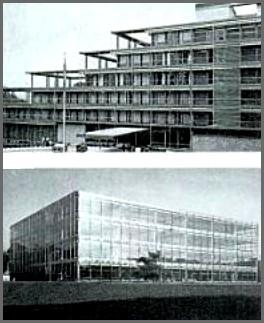 Bâtiment architecte F.Haller