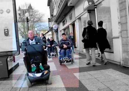 handicap et commerces