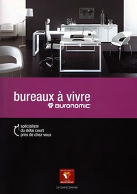 Catalogue de mobilier de bureau BURONOMIC