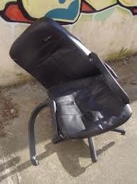 reparer une chaise de bureau